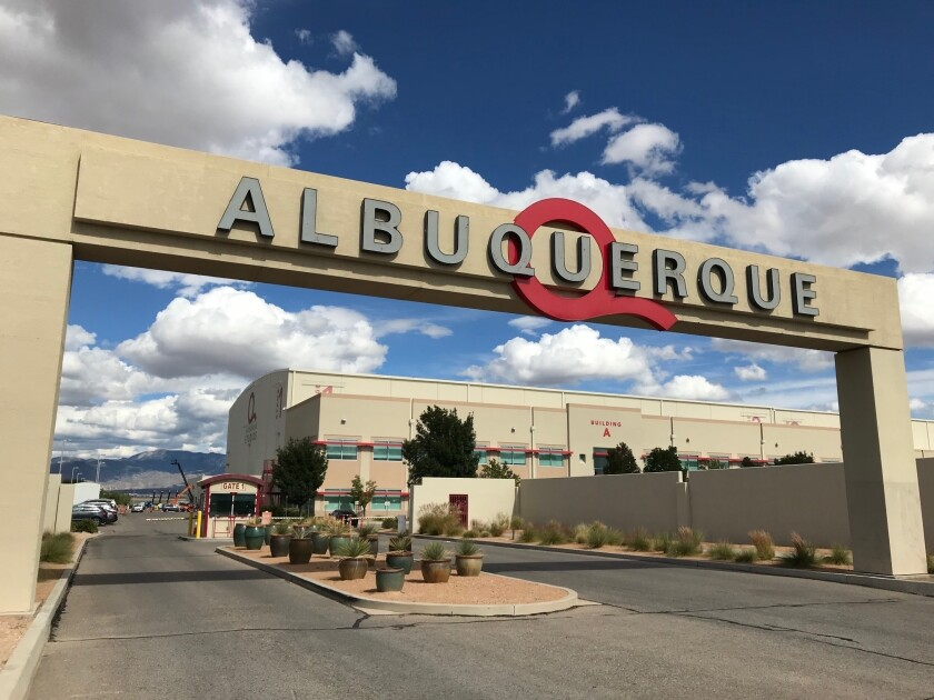Netflix New Mexico