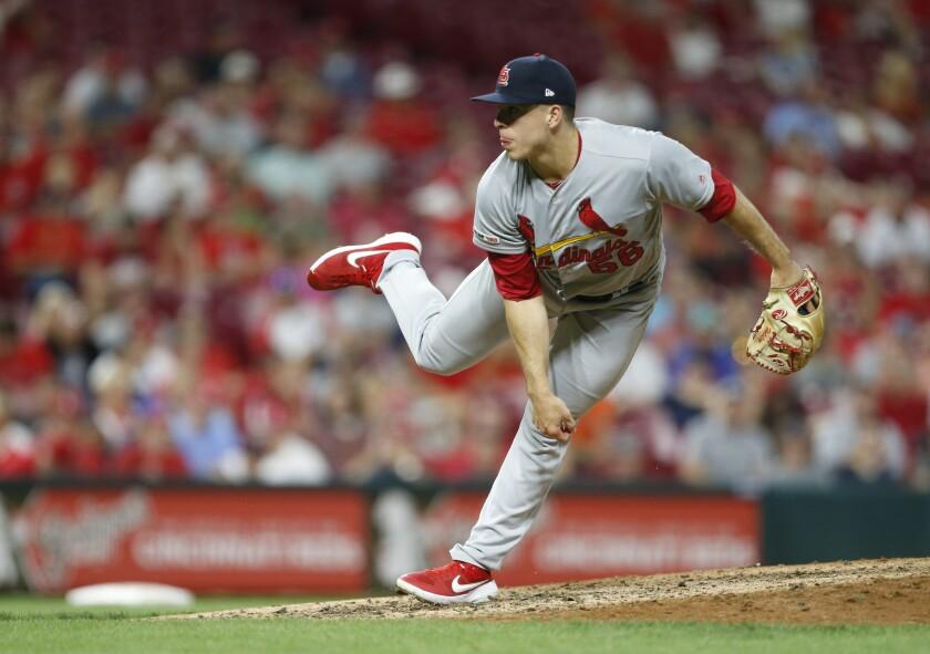 NLDS Cardinals Helsleys Insult Baseball