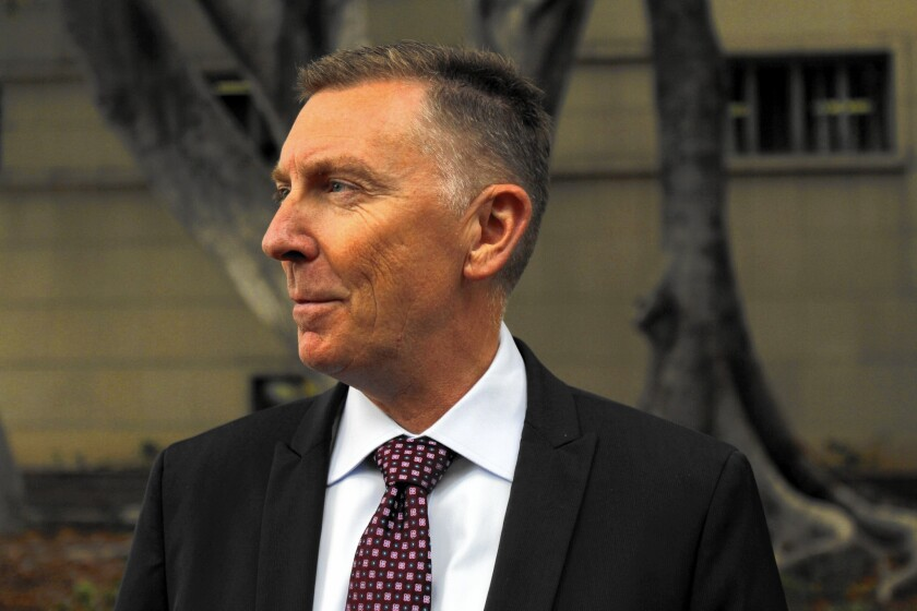 Former L.A. Unified Supt. John E. Deasy was a champion of the options that charter schools offered.