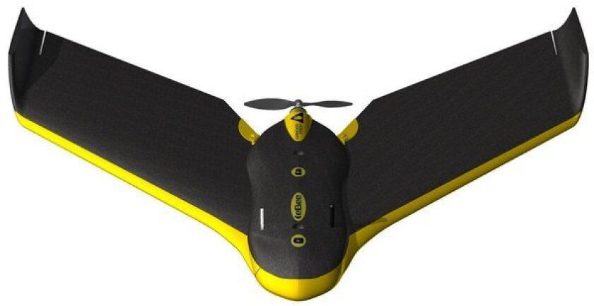 Parrot subsidiary Sensefly showcases eBee mapmaker