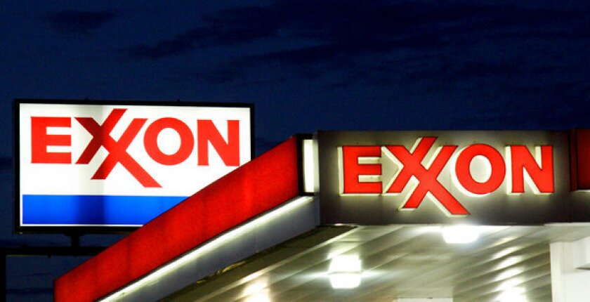 Exxon has been accused of anti-gay hiring bias by an LGBT workers advocacy group.
