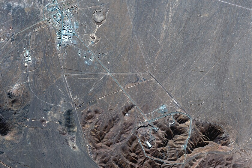 Iran's Fordo nuclear site