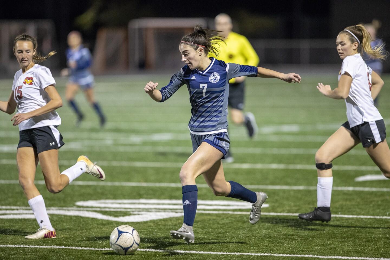 Photo Gallery: Newport Harbor vs. Mission Viejo in girls' soccer