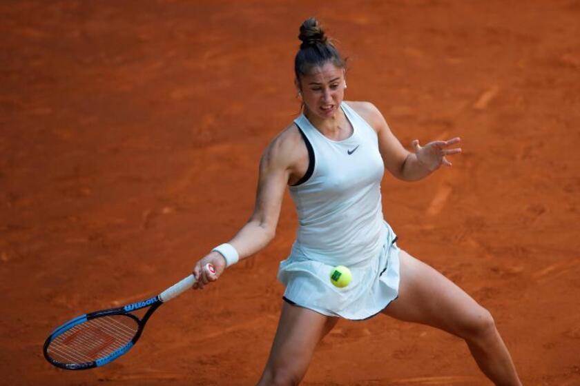 La tenista española Sara Sorribes. EFE/Archivo
