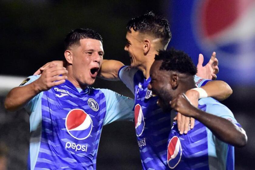 Marathón sigue líder del Apertura hondureño y el Motagua alcanza al Olimpia