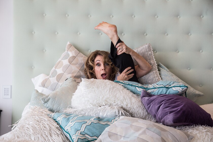 Comedian Rita Rudner returns to Laguna Playhouse for her annual New Year's Eve show.