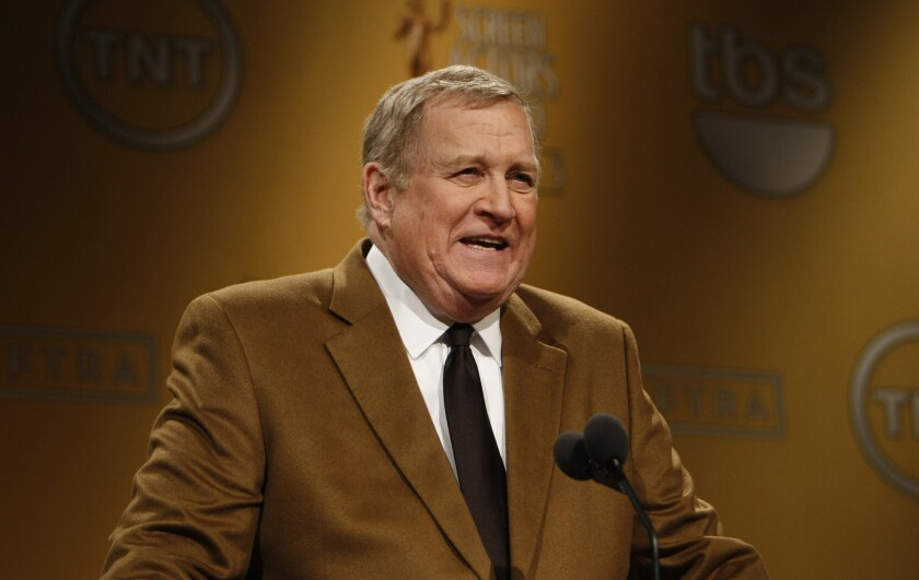 Ken Howard, the first elected president of SAG-AFTRA.