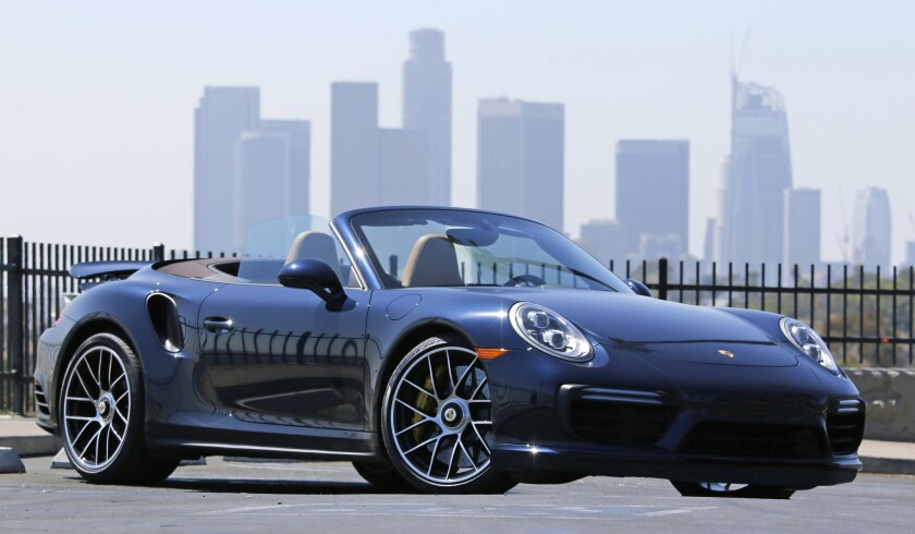 Auto Review With The 2017 911 Turbo S Porsche Has Made The