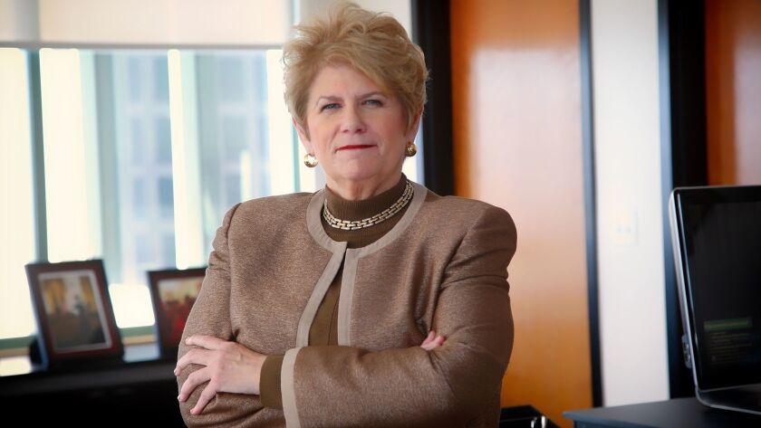 San Diego District Attorney Bonnie Dumanis.