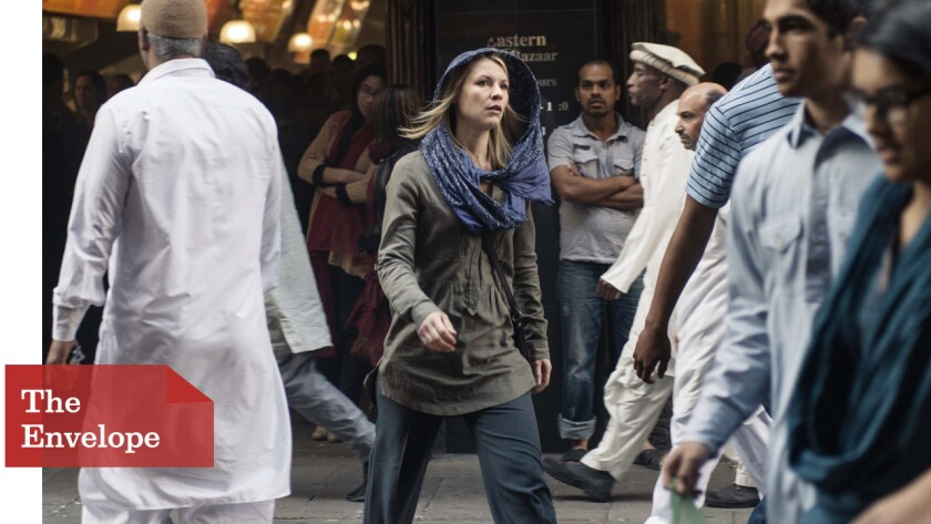 """After negative feedback on Season 3 of """"Homeland,"""" starring Claire Danes, the show shook things up."""