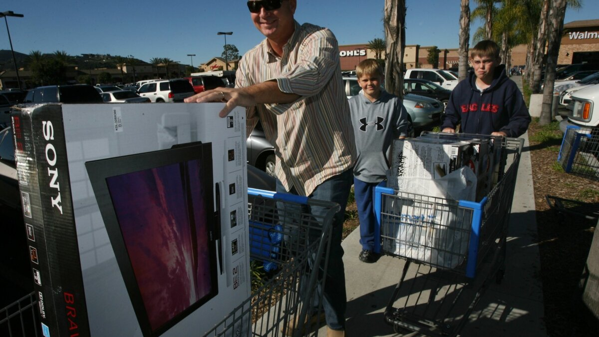 Retail Black Friday Looking A Shade Greener The San Diego