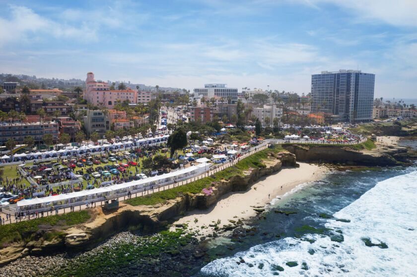 The La Jolla Concours d'Elegance car show has been rescheduled for September.