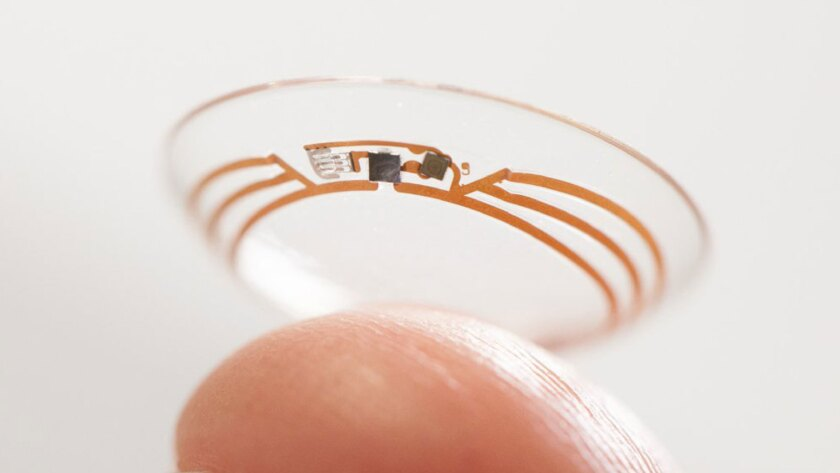 Innovation, like a contact lens to help diabetics manage blood sugar levels, helped to hike Google's brand value, according to the Brandz list.