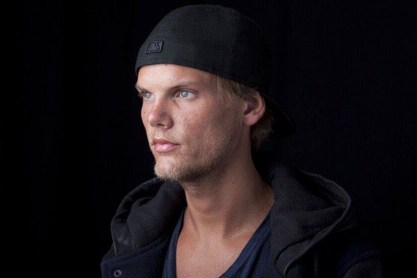 Avicii, who died in 2018, will be saluted at a tribute concert in December.