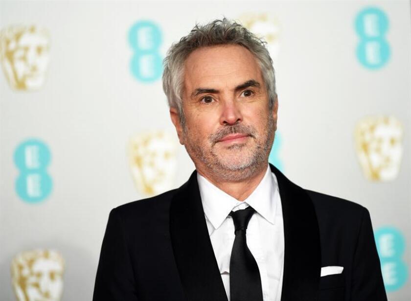 Mexican director Alfonso Cuaron. EFE/EPA/FILE