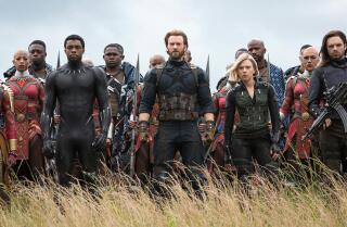 'Avengers: Infinity War' review by Justin Chang