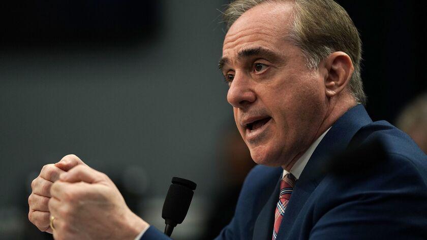 VA Secretary David Shulkin Testifies Before House Appropriations Committee