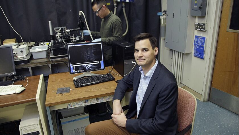 UC Santa Barbara professor Matt Helgeson and two of his graduate students were forced to cancel a long-awaited research trip during the government shutdown. Six months of work and $1,000 in travel bookings were lost.