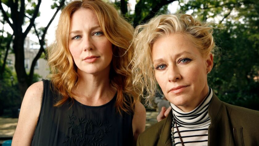 Singer-songwriters Allison Moorer and Shelby Lynne and  have recorded