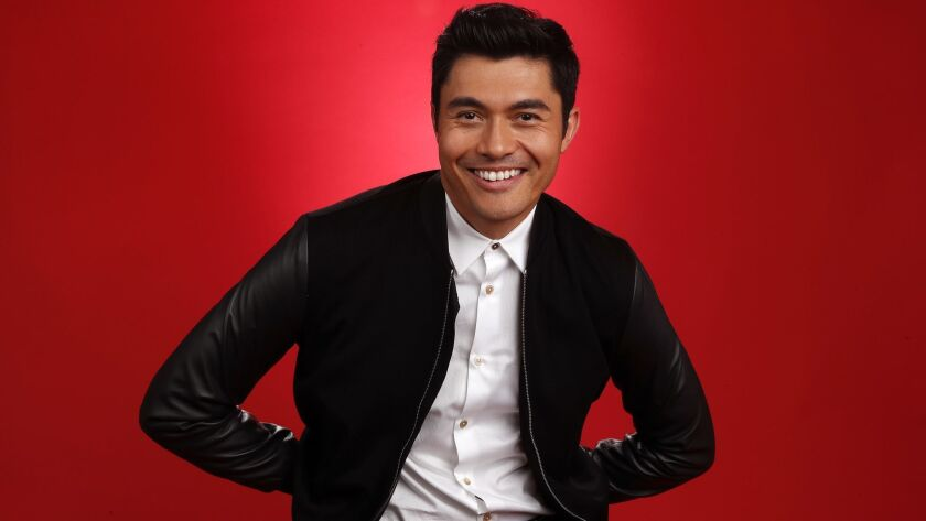 """Henry Golding plays Nick Young in """"Crazy Rich Asians."""""""