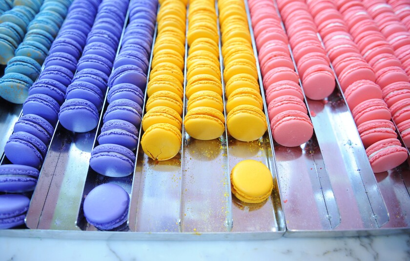 Bottega Louie's sweet treats