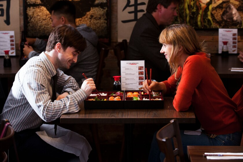 'What If's' Daniel Radcliffe, Michael Dowse try to elevate the rom-com