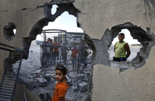 Israel responds to Hamas attacks after cease-fire falls apart