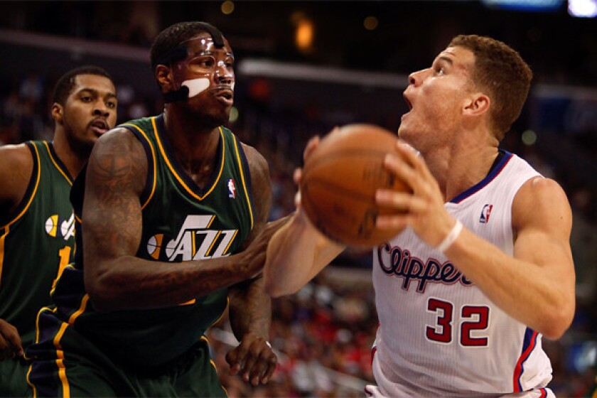 Blake Griffin, Marvin Williams