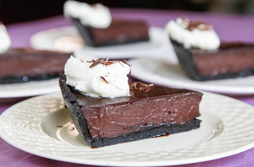 Old-fashioned icebox pies are easy and delicious - The San Diego Union-Tribune