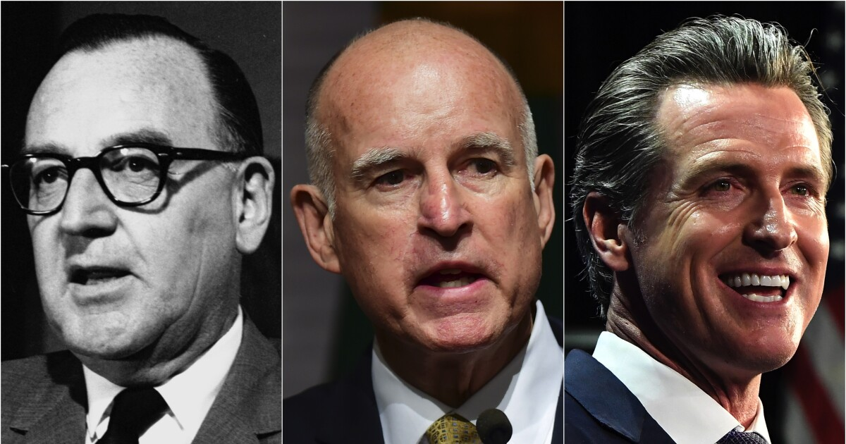 Column: California politicians used to out-tough each other on the death penalty. No more