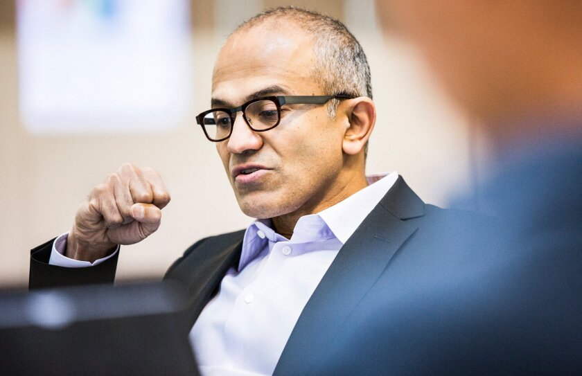 Microsoft CEO Satya Nadella will reportedly announce Office for iPad next week at a press event in San Francisco.