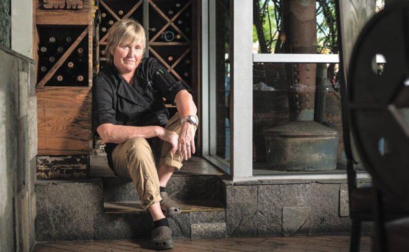 U-T readers selected Deborah Scott as San Diego's Chef of the Year 2012.