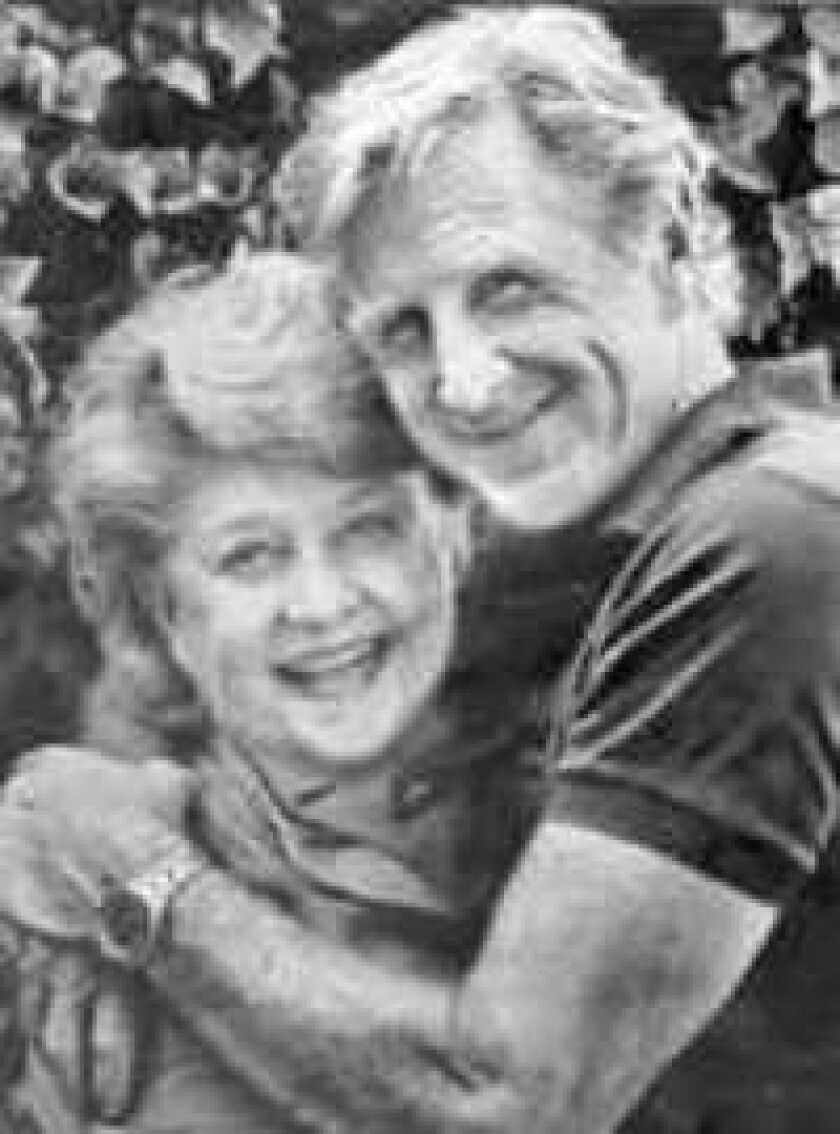 "Dorothy and Lloyd Bridges in 1980. Son Jeff said his mother used to play ""pretend"" with her children, which he said ""is basically the basis of acting."""