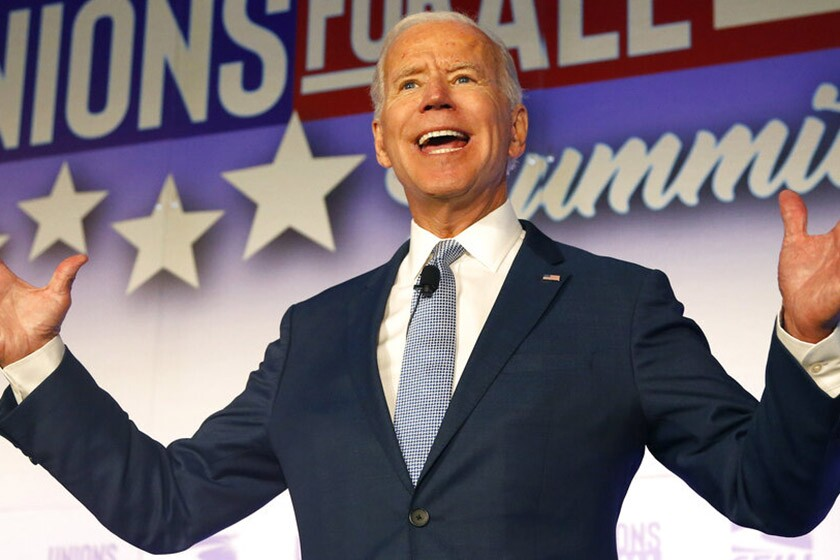 The crux of Joe Biden's higher education plan is a federal-state partnership to cover community college tuition and technical training.