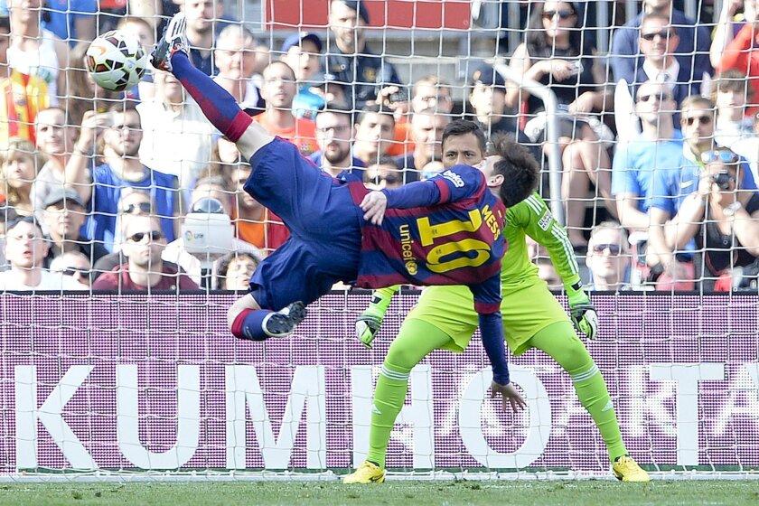 Lionel Messi, de Argentina.