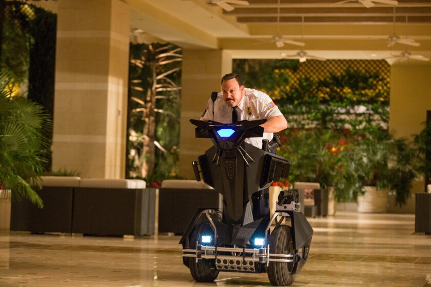 'Paul Blart: Mall Cop 2' | April 17