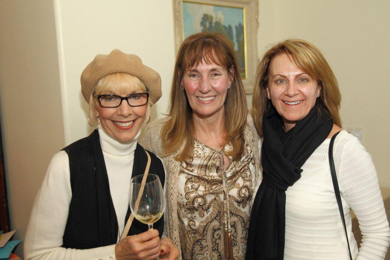 Susan Callahan, Ruth Wiskus, Susan Muha