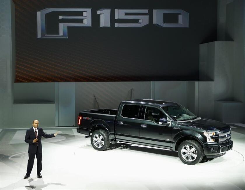 """El presidente de Ford para Norteamérica, uno de los principales directivos del grupo automovilístico, Raj Nair, ha abandonado la compañía tras ser acusado de """"comportamiento inadecuado"""", informó hoy el fabricante. EFE/Archivo"""