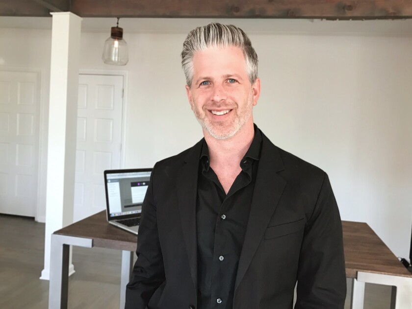 Mark Shedletsky set out to create a data management platform for entertainment companies after deciding that similar companies didn't focus on the industry.