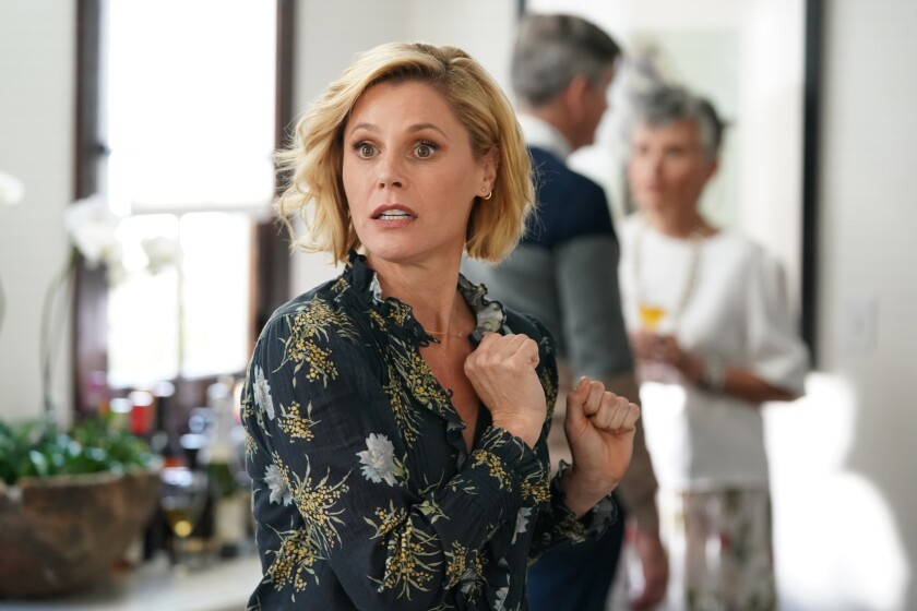 """Julie Bowen costars in the two-part series finale of """"Modern Family"""" on ABC."""
