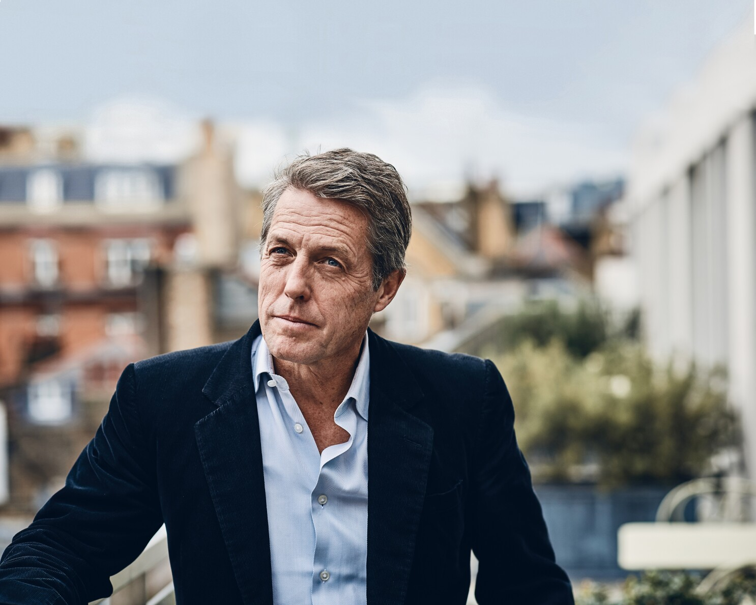 Hugh Grant on the 'big fuss' he made before 'The Undoing' - Los Angeles  Times