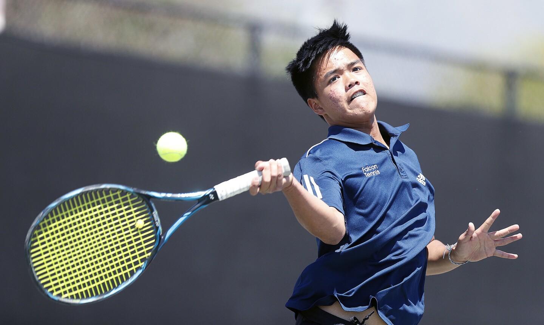 Photo Gallery: Pacific League boys' tennis