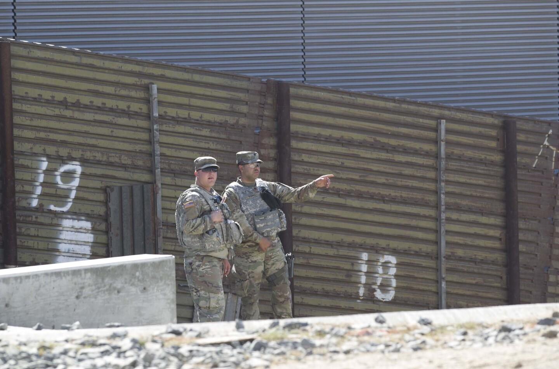 Military on Border