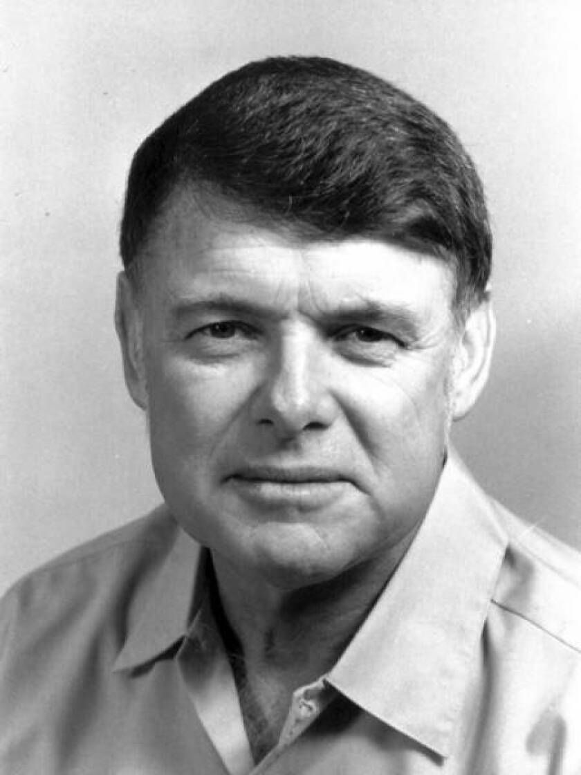 Bruce C. Murray joined JPL in 1960 and became its director in 1976.