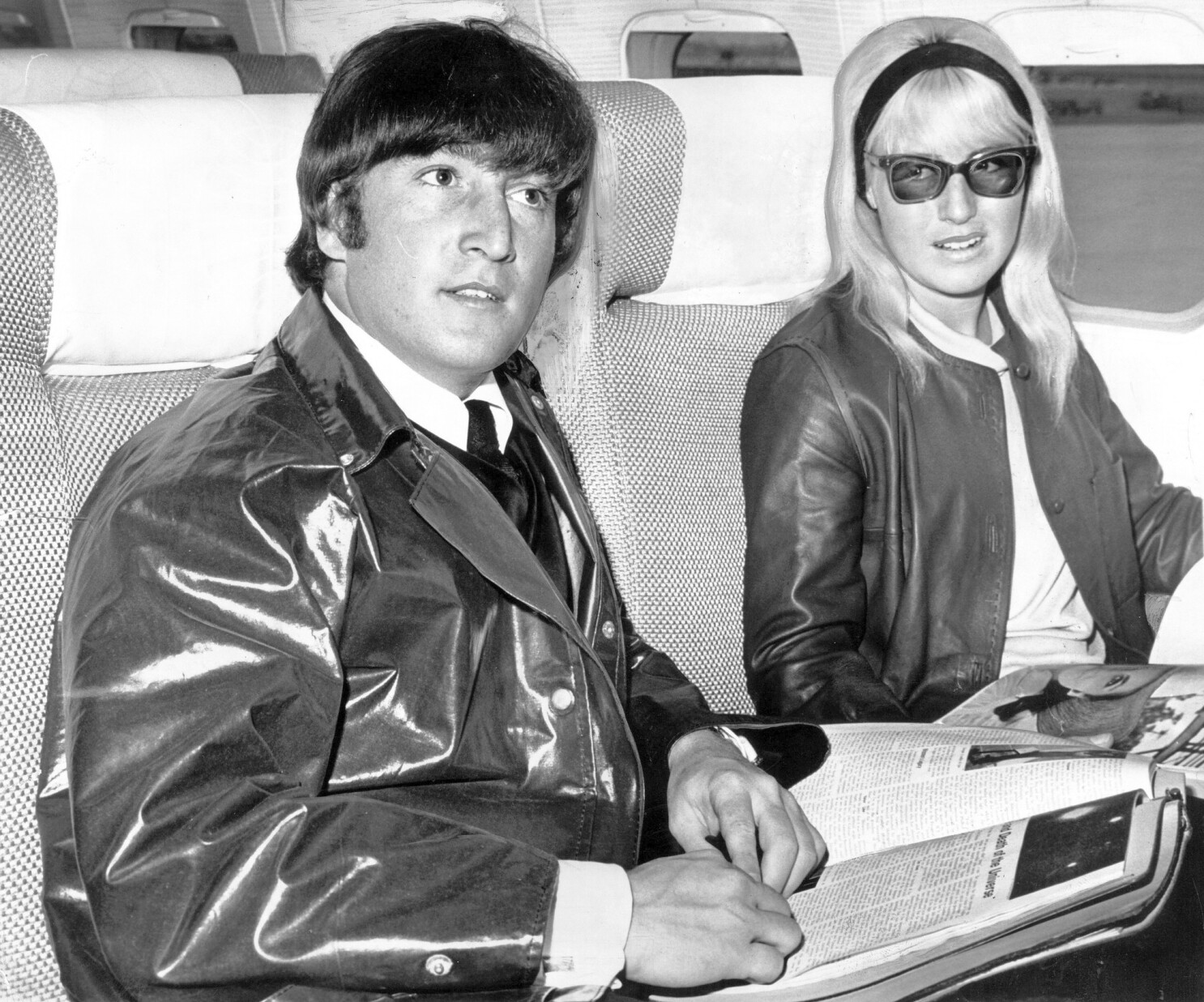 Cynthia Lennon John Lennon S First Wife Dies At 75 Los Angeles Times