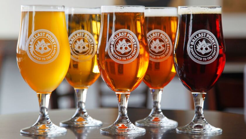 Ballast Point Brewery has been sold to a Chicago-area firm, Kings & Convicts.