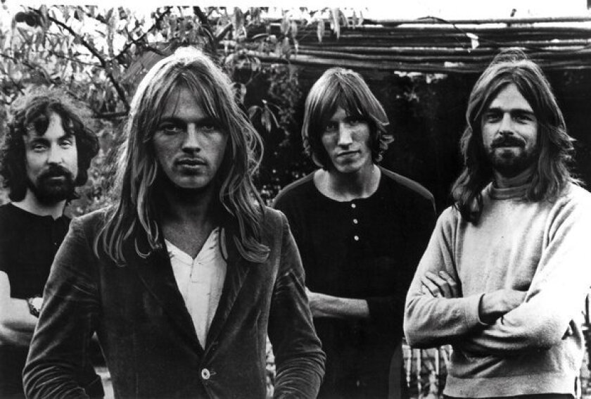 Pink Floyd's catalog hits Spotify - Los Angeles Times