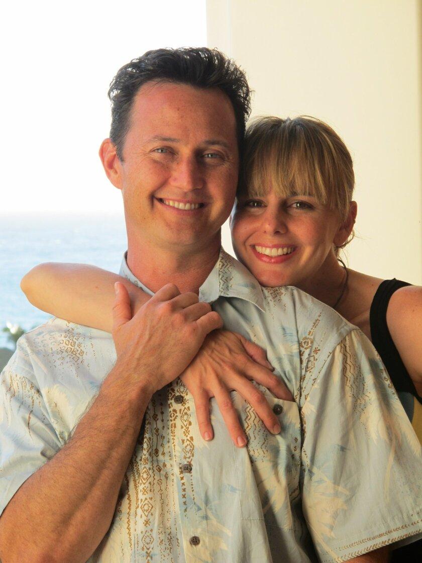 John and Melinda Vaughn