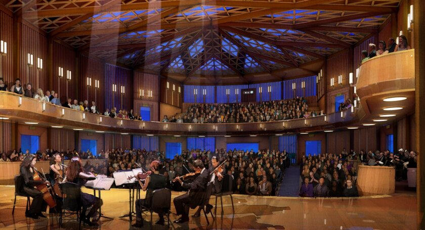 Conrad Prebys Performing Arts Center