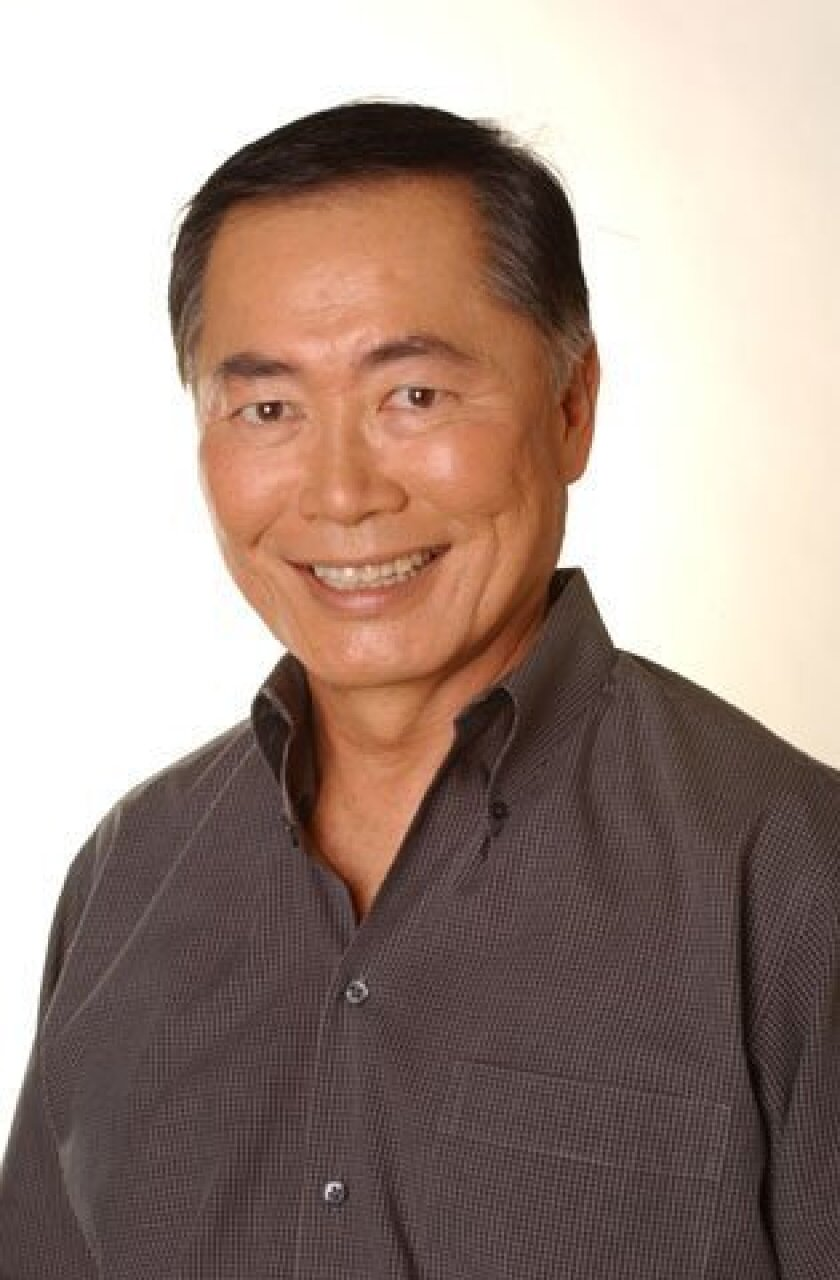 """George Takei, whose own family was forcibly interned during World War II, is a cast member of (and key inspiration for) the new musical """"Allegiance."""""""
